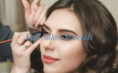 Fall Salon Specials