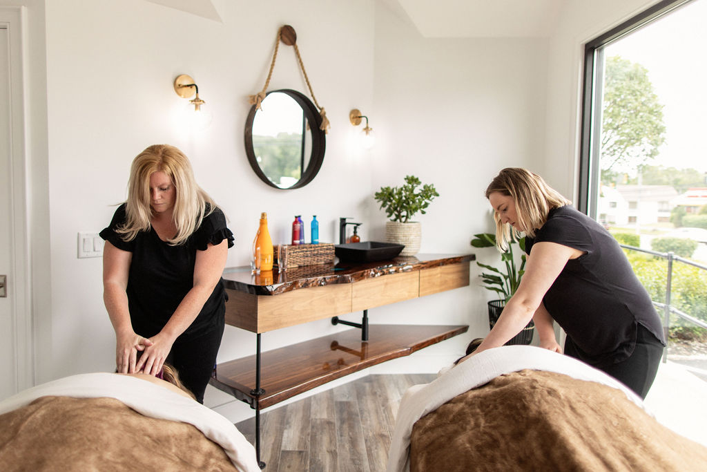 Massages at Uptown